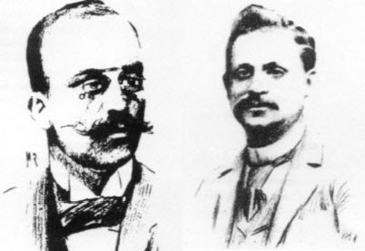 История рождения классики Париж-Рубэ - Морис Перез (Maurice Perez) и Теодор Вьенн (Théodore Vienne)