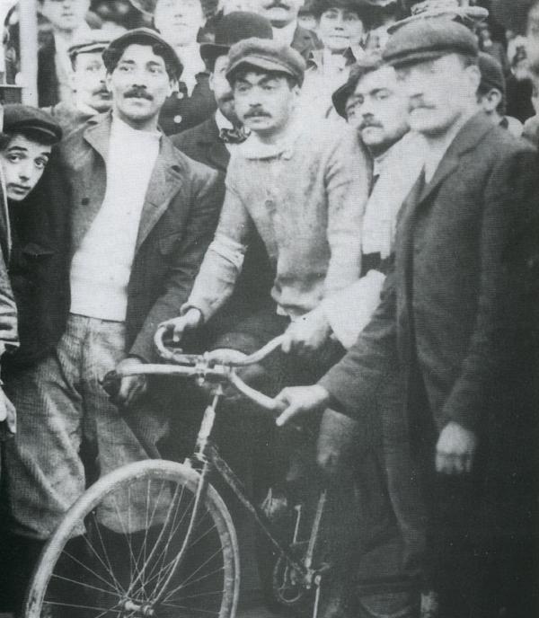 Страницы истории велоспорта: Париж-Рубэ-1897