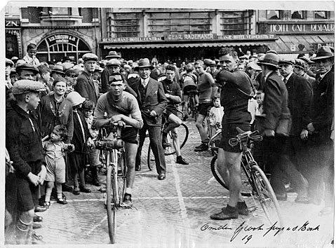 Страницы истории велоспорта: Париж-Рубэ-1900