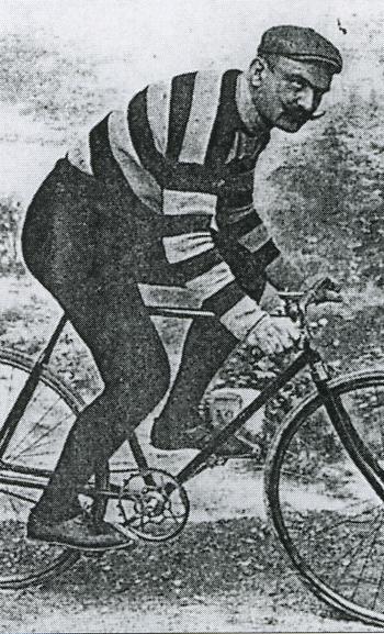 Страницы истории велоспорта: Париж-Рубэ-1903 Ипполит Окутюрье (Hippolyte Aucouturier)