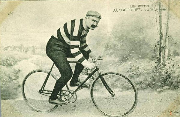 Страницы истории велоспорта: Париж-Рубэ-1904 - Ипполит Окутюрье (Hippolyte Aucouturier)