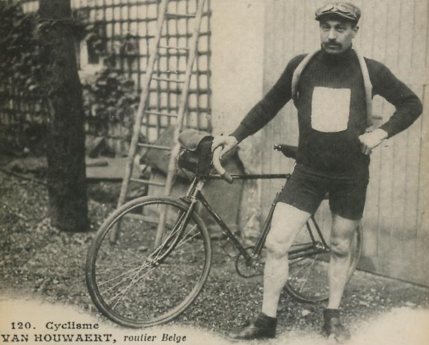 Страницы истории велоспорта: Париж-Рубэ-1908 - Сирил Ван Ховерт (Cyrille Van Hauwaert)