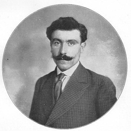 Страницы истории велоспорта: Париж-Рубэ-1909 - Октав Лапиз (Octave Lapize) Октав Лапиз