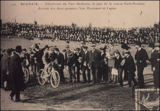 Страницы истории велоспорта: Париж-Рубэ-1910 - Октав Лапиз (Octave Lapize)