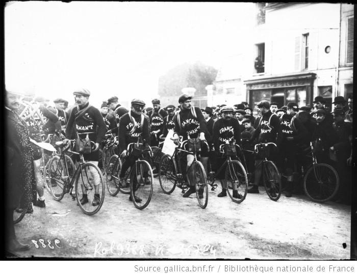 Страницы истории велоспорта: Париж-Рубэ-1910