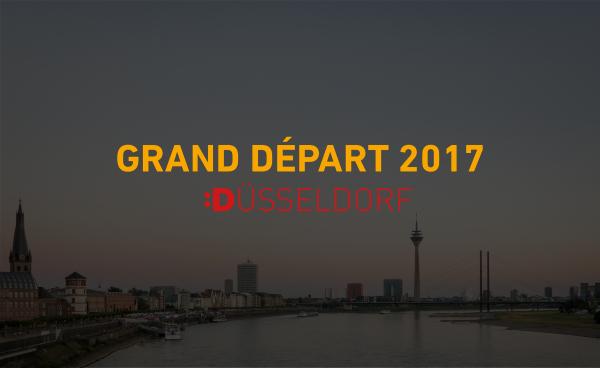 Дюссельдорф принимает старт Тур де Франс-2017