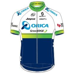 Команды Мирового Тура 2016: Orica-GreenEDGE (OGE) - AUS