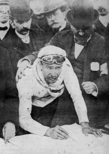 Страницы истории велоспорта: Париж-Рубэ-1914