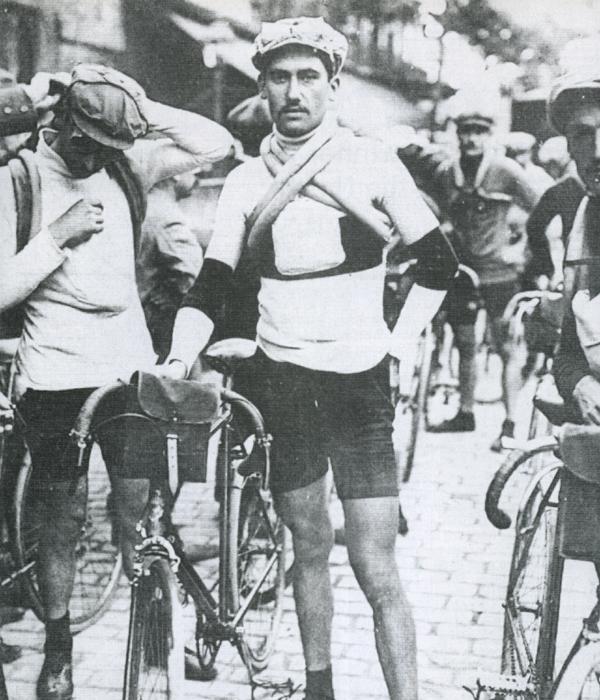 Страницы истории велоспорта: Париж-Рубэ-1919