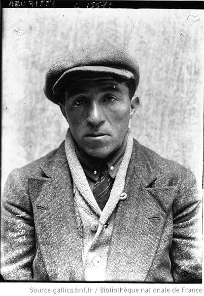 Луи Эсгем (Louis Heusghem) - участник Париж-Рубэ (Paris–Roubaix)-1919