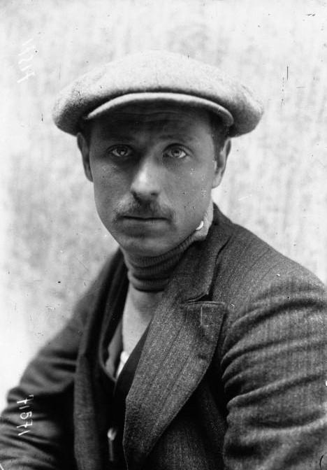 Люсьен Бюйссе (Lucien Buysse) - участник Париж-Рубэ (Paris–Roubaix)-1919
