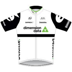 Команды Мирового Тура 2016: Dimension Data (DDD) - RSA