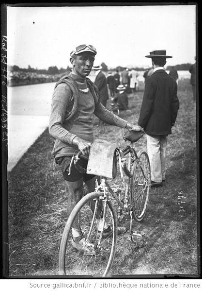 Страницы истории велоспорта: Париж-Рубэ-1920