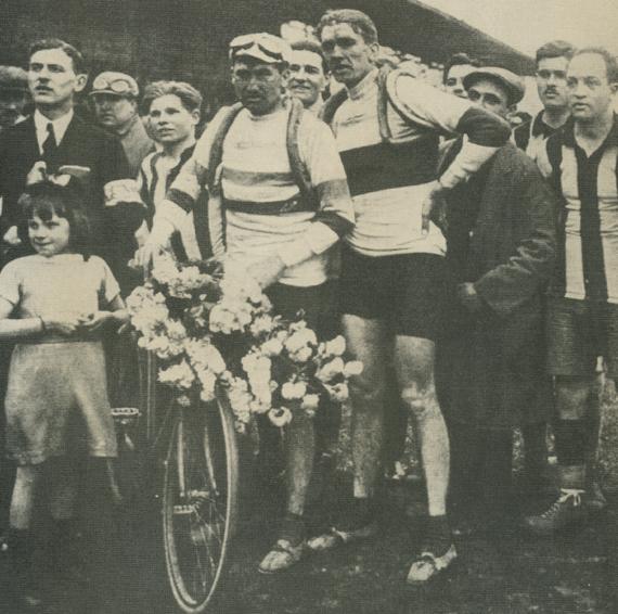 Страницы истории велоспорта: Париж-Рубэ-1921
