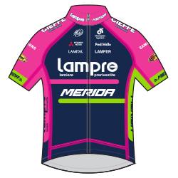 Команды Мирового Тура 2016: Lampre - Merida (LAM) - ITA