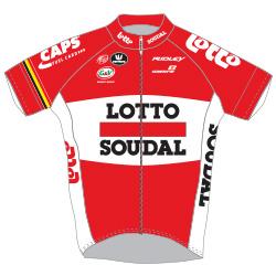 Команды Мирового Тура 2016: Lotto Soudal (LTS) - BEL