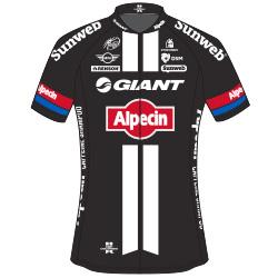 Команды Мирового Тура 2016: Team Giant - Alpecin (TGA) - GER