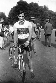 Страницы истории велоспорта: Париж-Рубэ-1923