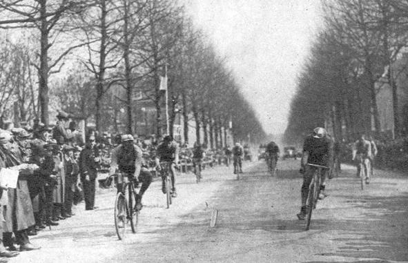 Страницы истории велоспорта: Париж-Рубэ-1927