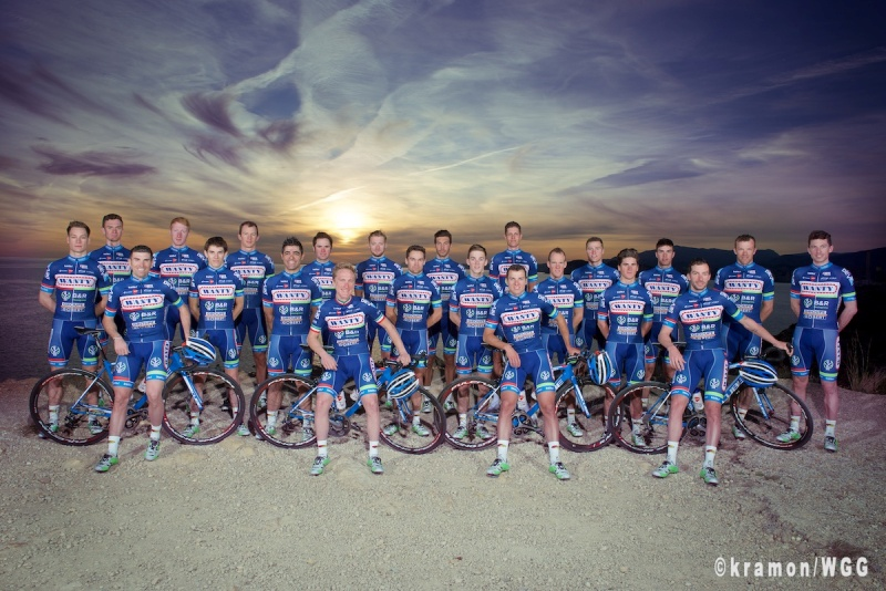 Команда Wanty-Groupe Gobert