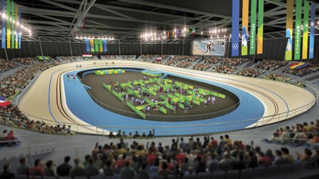 Открытие велодрома в Рио-де-Жанейро переносится