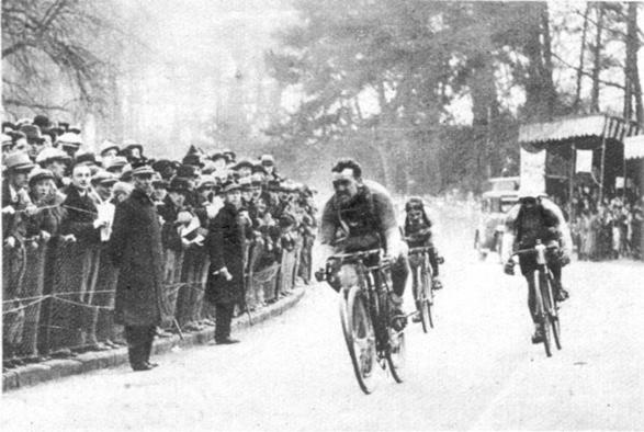 Страницы истории велоспорта: Париж-Рубэ-1935