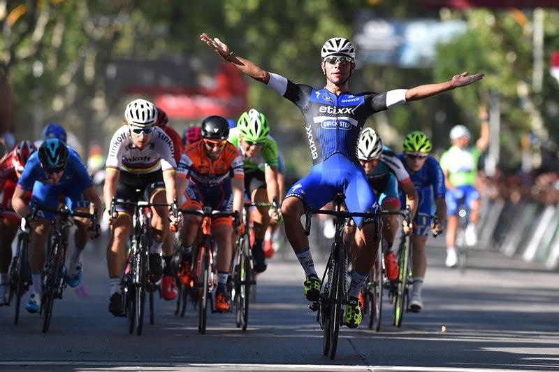 Фернандо Гавирия (Etixx-Quick Step) – победитель 2-го этапа Тура Сан-Луиса-2016
