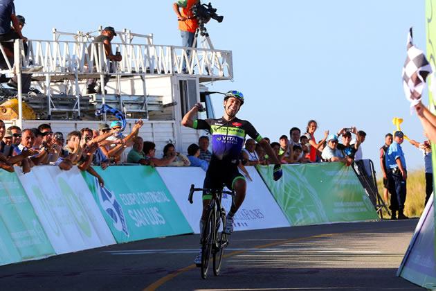 Эдуардо Сепульведа - победитель 4-го этапа Тура Сан-Луиса-2016