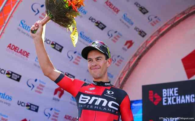 Ричи Порт снова второй на Туре Даун Андер после победы на Виллунге