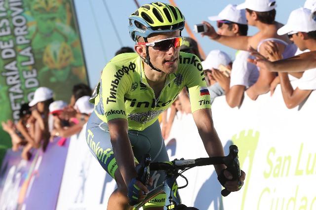 Рафал Майка: «Цели - борьба за подиум Джиро д'Италии-2016 и помощь Альберто Контадору на Тур де Франс-2016»