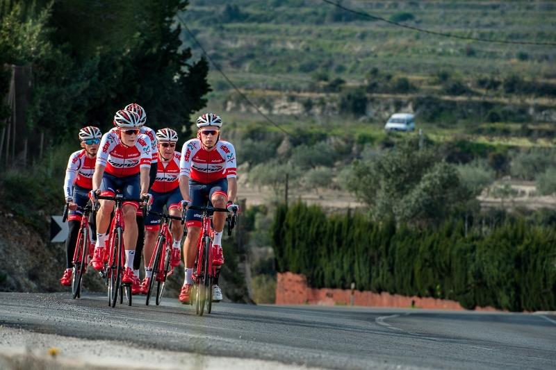 Проконтинентальная команда VERVA Activejet готова к старту сезона 2016 года