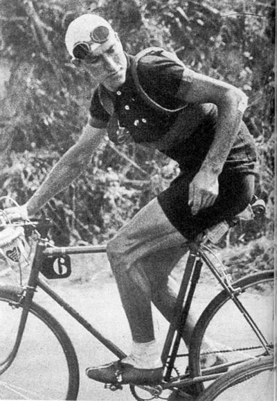Страницы истории велоспорта: Париж-Рубэ-1943
