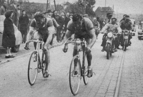 Страницы истории велоспорта: Париж-Рубэ-1947