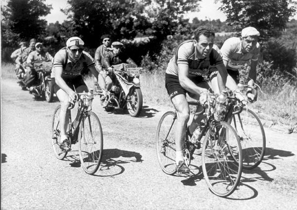 Страницы истории велоспорта: Париж-Рубэ-1952