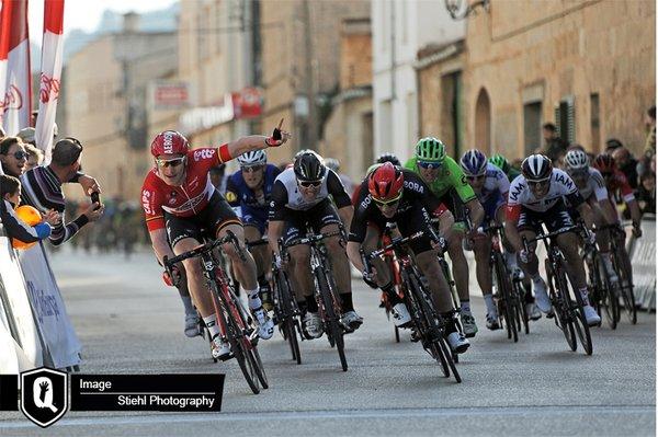 Андре Грайпель побеждает на первой гонке серии Mallorca Challenge 2016