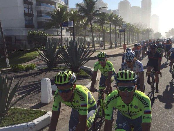 Петер Саган: «Маршрут олимпийской трассы в Рио-де-Жанейро не для меня»