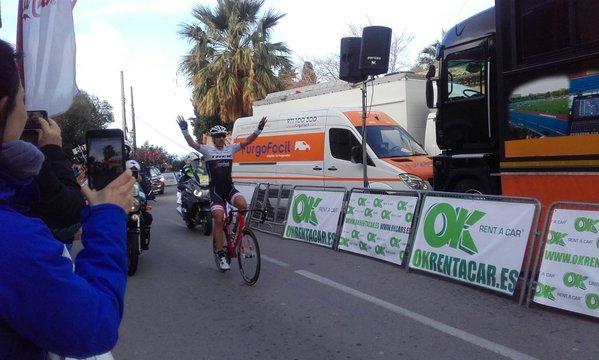 Фабиан Канчеллара побеждает на третьей гонке серии Mallorca Challenge 2016