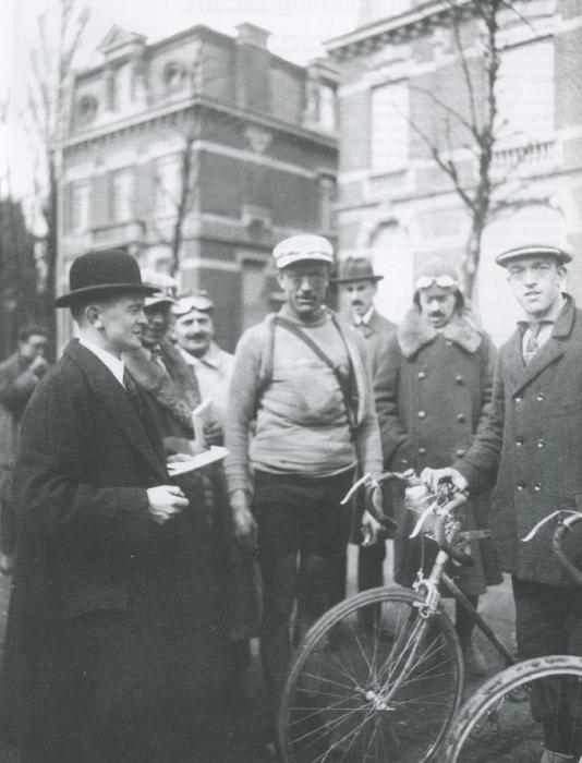 Страницы истории велоспорта: Париж-Рубэ-1922