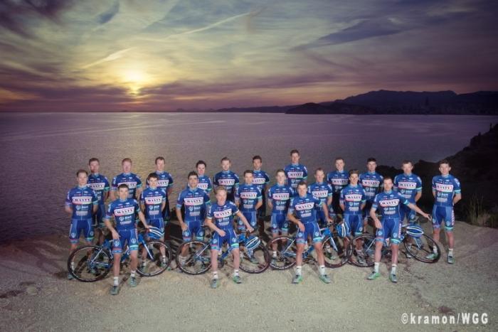 Команда Wanty-Groupe Gobert в 2016 году надеется одержать 15 побед