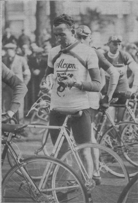 Страницы истории велоспорта: Париж-Рубэ-1939
