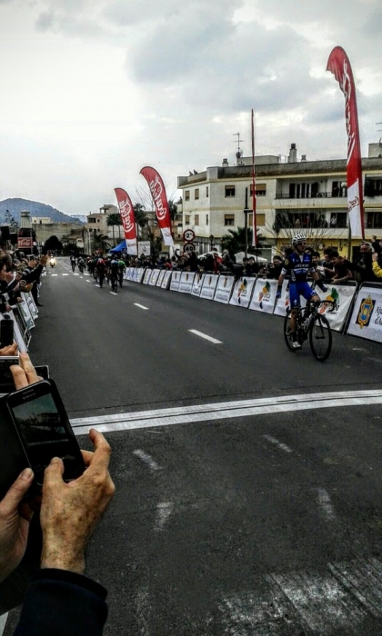 Джанлука Брамбилла побеждает на второй гонке серии Mallorca Challenge 2016