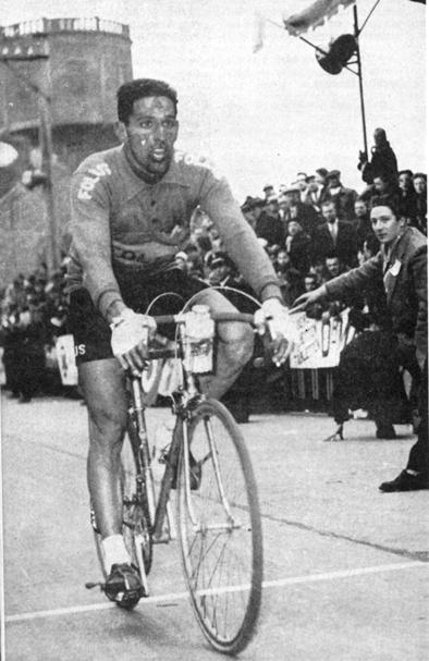 Страницы истории велоспорта: Париж-Рубэ-1955