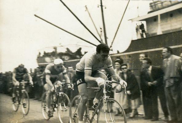 Страницы истории велоспорта: Париж-Рубэ-1956