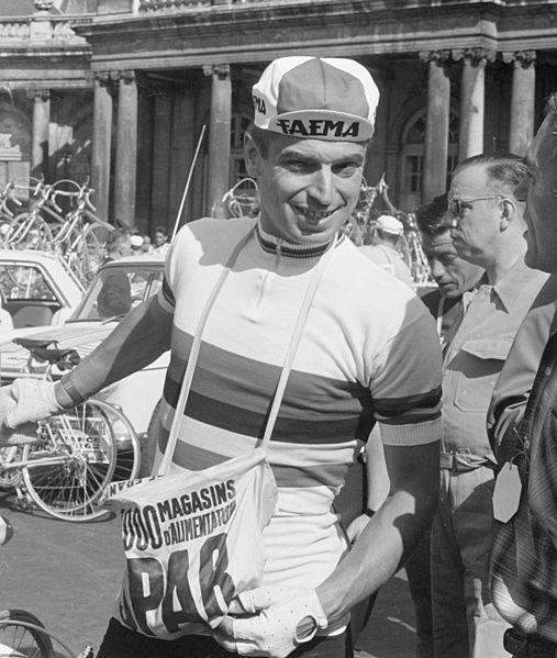 Страницы истории велоспорта: Париж-Рубэ-1961