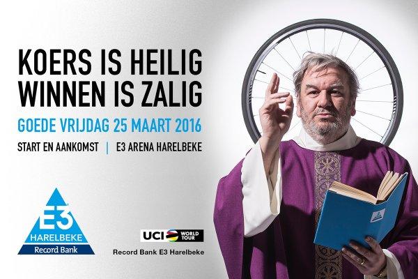 Приглашения на гонку E3 Harelbeke-2016