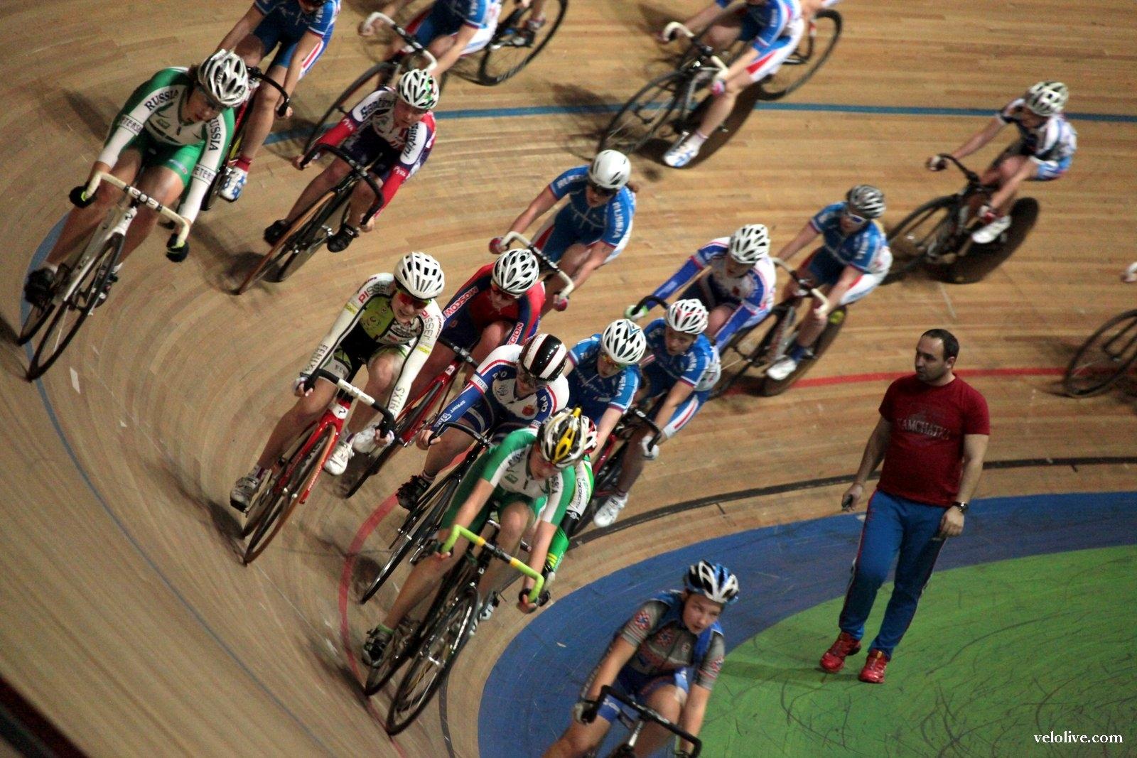 Чемпионат России по велоспорту на треке
