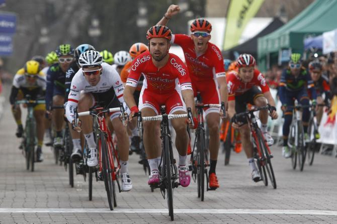 Насэр Буанни - победитель 2 этапа Вуэльты Андалусии-2016