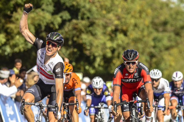 Эдвальд Боассон Хаген, Грег Ван Авермат и Винченцо Нибали о 5-м этапе Тура Омана-2016