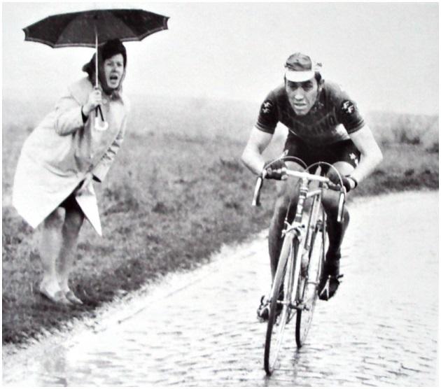 Страницы истории велоспорта: Париж-Рубэ-1970