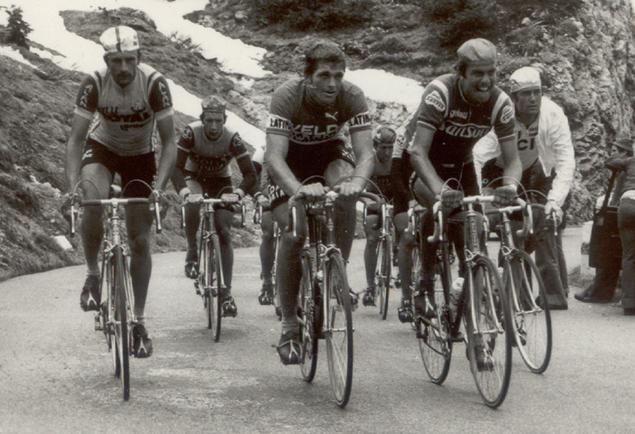 Страницы истории велоспорта: Париж-Рубэ-1976